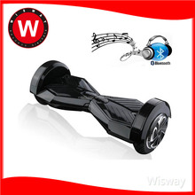 The factory price future foot hoverboard self balancing scooters two 8 inch bluetooth /led foot board scooter 2 wheel hoverboard