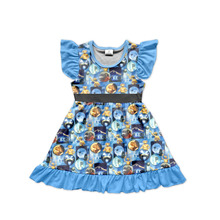 wholesale children clothing girl party wear western dress kids frock designs pictures