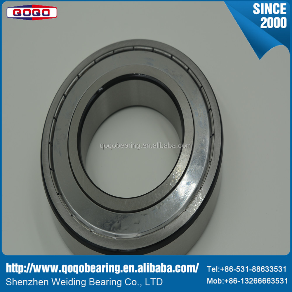 Super quality in diffenrent sizes ball bearing , low price deep groove ball bearing 16006