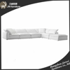 Modern L Shaped Sectional Sofa Fabric