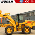 WORLD 3ton mini wheel loader for sale with 1.8CBM Bucket
