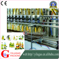 Cooking Oil Bottling Machine/Equipment/Production Line