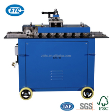 hot-sale S shape C stainless steel sheet lock forming machine