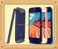 3G 4.0inch low cost android smart phone with camera 2.0MP