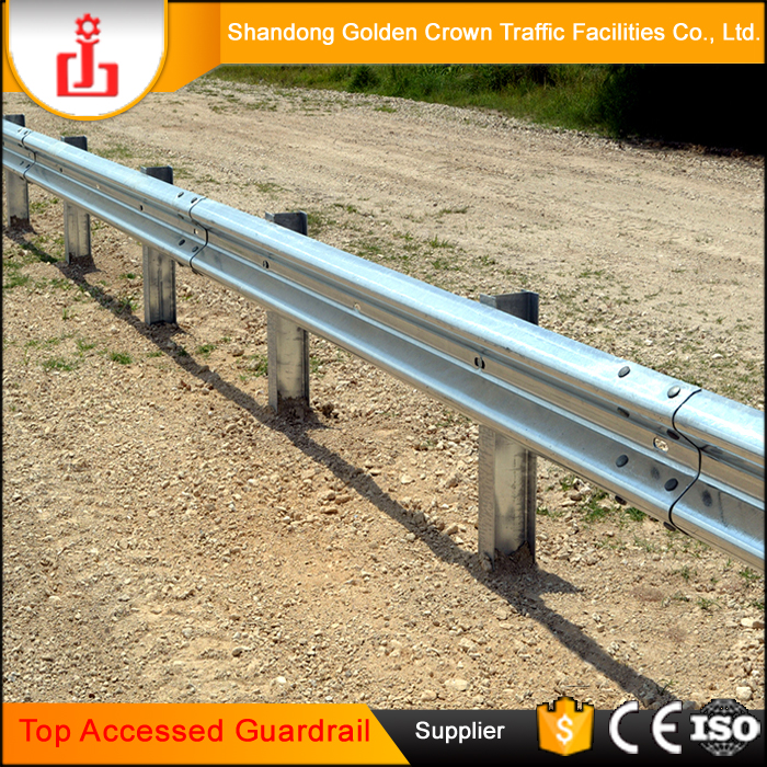 Competitive price steel guardrail manufacturers temporary fence panel