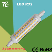 Save energy dimmable 118mm led r7s 20w
