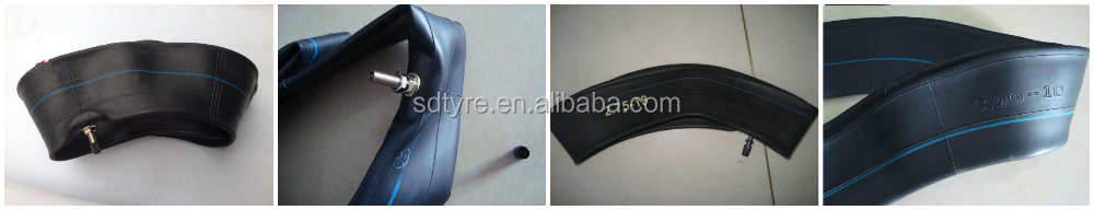 Motorcycle butyl inner tube 80/100-14