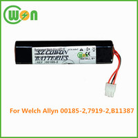 NI-MH Battery Pack 12V 3000mAh AED 10 Battery for Welch Allyn AED 10, 00185-2 Defibrillator Battery