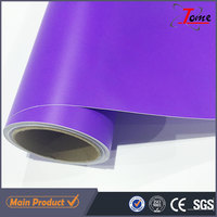 High Quality Matte Color Vinyl For Cutting Plotter, PV1159M Self Adhesive Color Cutting