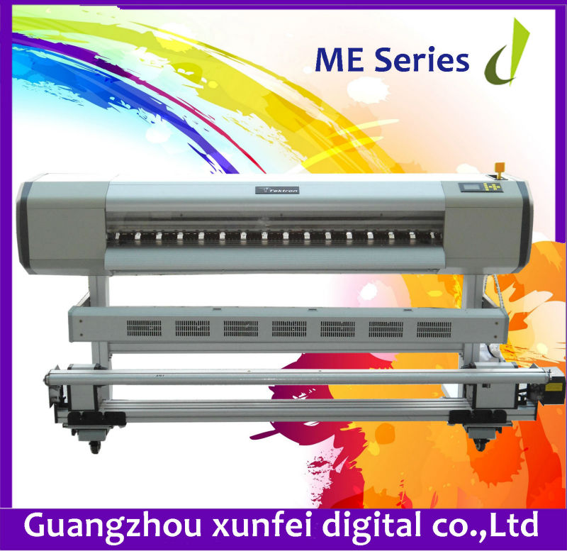 Small Eco Solvent Printer Price ME900,1440dpi for Flex Banner, Vinyl Sticker, Wall Paper