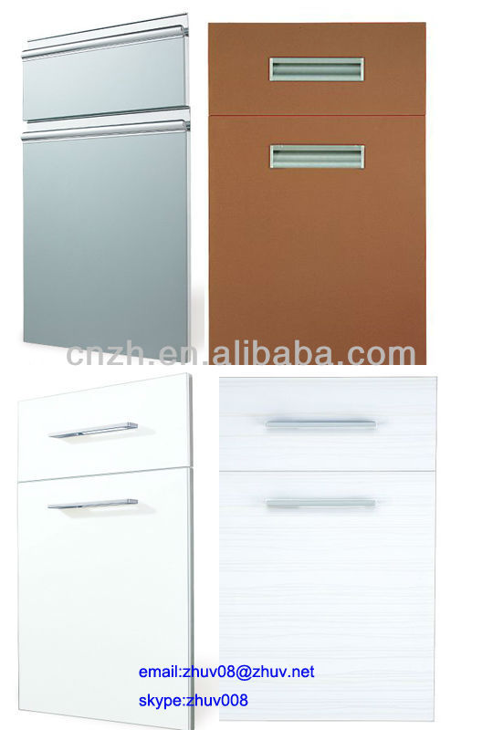 eco-friendly kitchen cabinet door panel acrylic panel