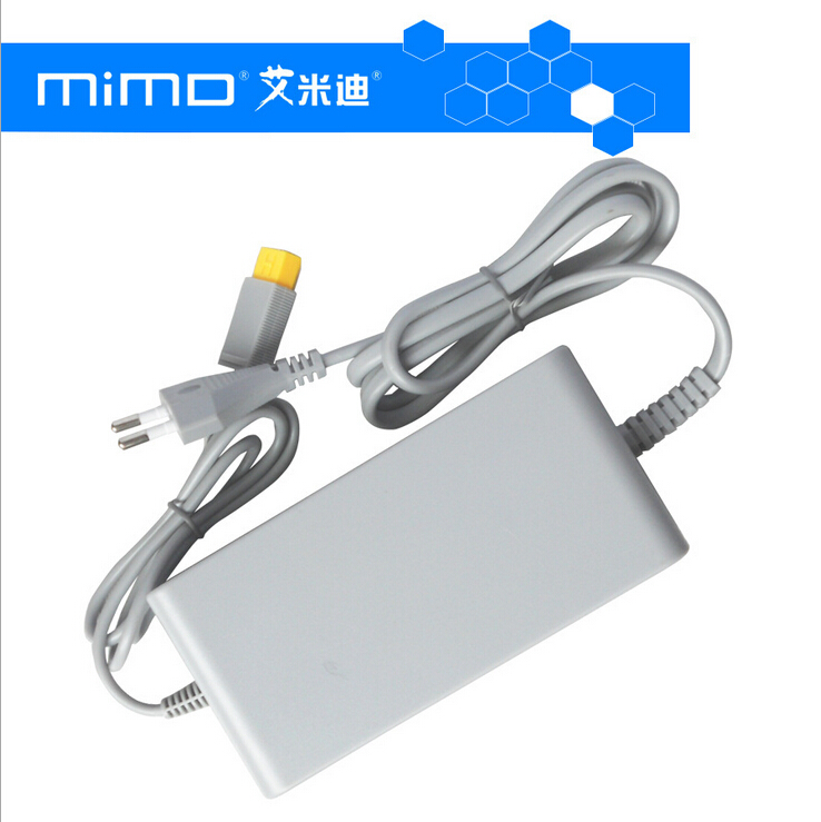 AC DC Charger adaptor Power Adapter for Nintendo Wii U Console Game Accessory