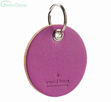 Promotional cheap blank band pendant mobile bag key chain, phone case key ring, keychain leather