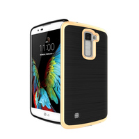 2016 PC TPU Case Waterproof Phone Case For LG K10