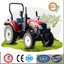 2017 new SJH 65hp 4wd manufacturer farm china red compact farm tractor