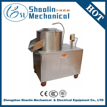 High output cassava washing peeling machine with low damage rate