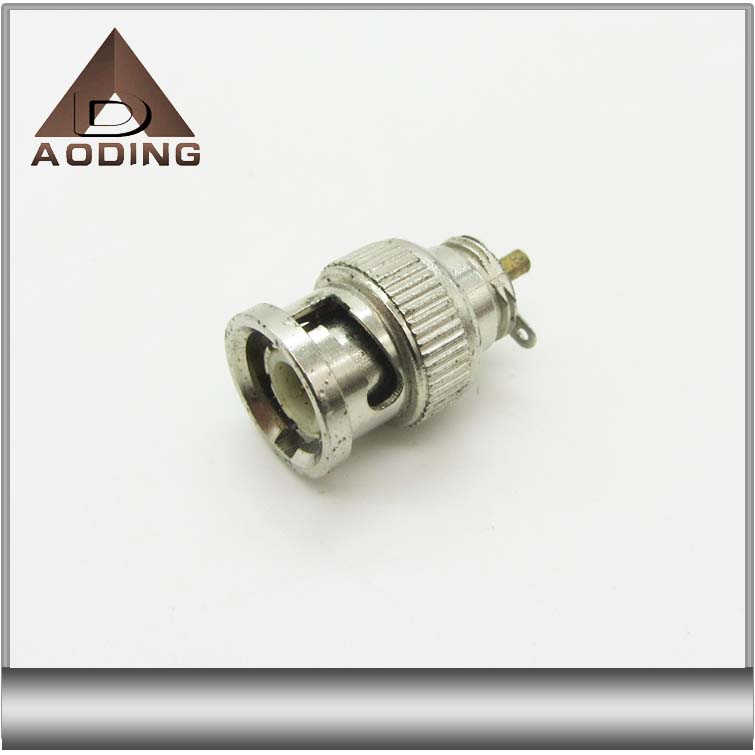 New design BNC male solder type connector