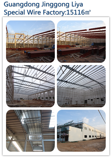 Prefab Cost Saving Steel Structure Workshop Building