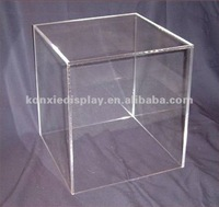 clear acrylic e-liquid display case stand display rack display box