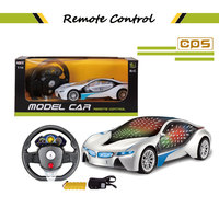 1:14 Scale Good Shaped Rc Car with Light
