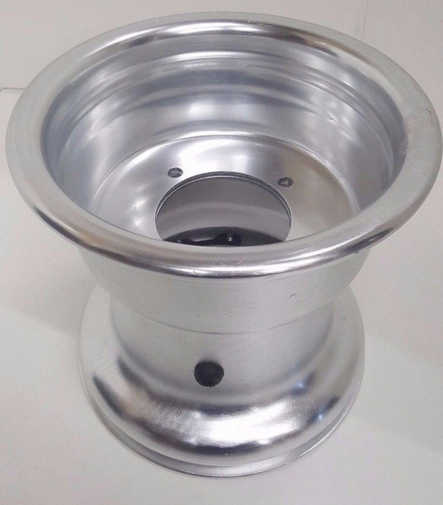 Polished Amphibious 9*9 inch ATV Racing Wheels with Rolled Lip