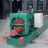 Metal Roofing Forming Machine Ridge Cap