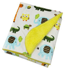 Brand new organic blanket baby with best quality and low price