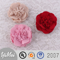 Handmade terry corsage for kids dress decoration