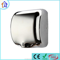 automatic jet hand blow dryers bathroom air dryer wall mounted hand dryer