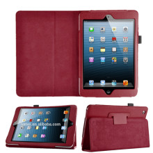 Premium Flip Leather Smart Cover Case For Ipad Mini, for apple ipad mini case stand