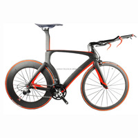 Dengfu Carbon Time Trial frame tt bike frame