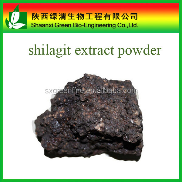 Organic Shilajit Extract Powder With 50% Fulvic Acid