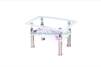 Tempered glass stainless steel tube very cheap living room for Really cheap living room furniture