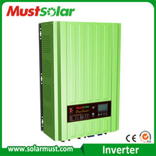 Solar Power 250W Solar Panel Single Phase 50Hz/60Hz Low Frequency LCD Inverter Transformer