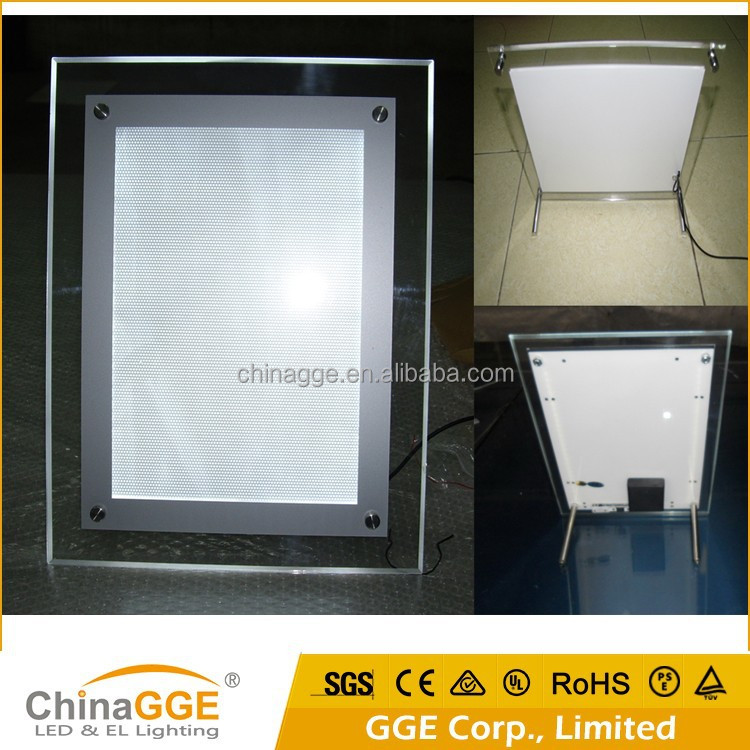 Battery Powered Slim LED Picture Frame Light