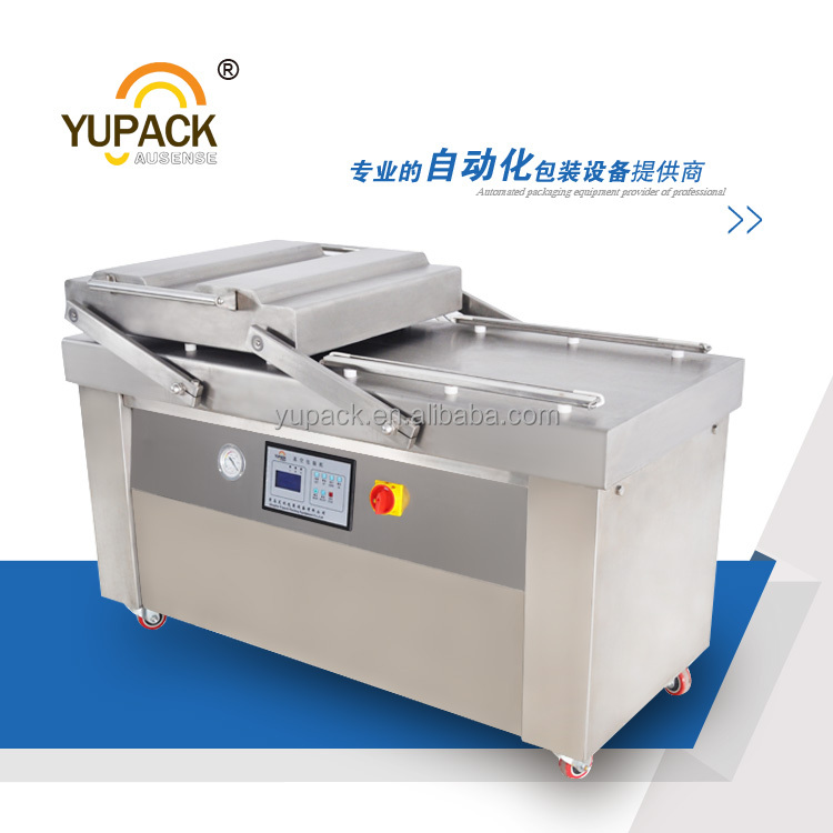 DZ600/2S Automatic meat Vacuum packer,beef vacuum packing machine