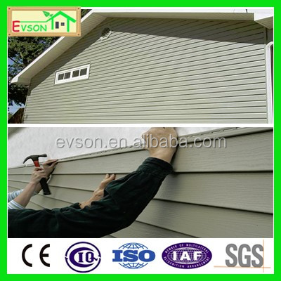 vinyl siding exterior wall cladding