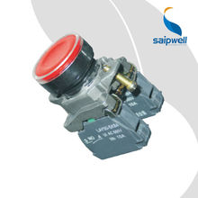 SAIP/SAIPWELL Push Button Switch Hot Sales Micro Electrical Pushbutton Switch With Waterproof Cover
