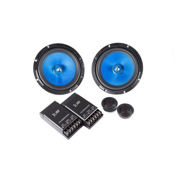 high quality 6.5 inch component car speaker with fiberglass cone