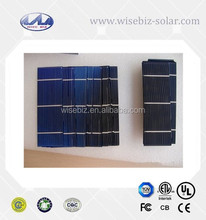 Poly customized cells/ small/broken solar cells