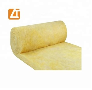 Heat insalution High-temperaturer glass wool blanket
