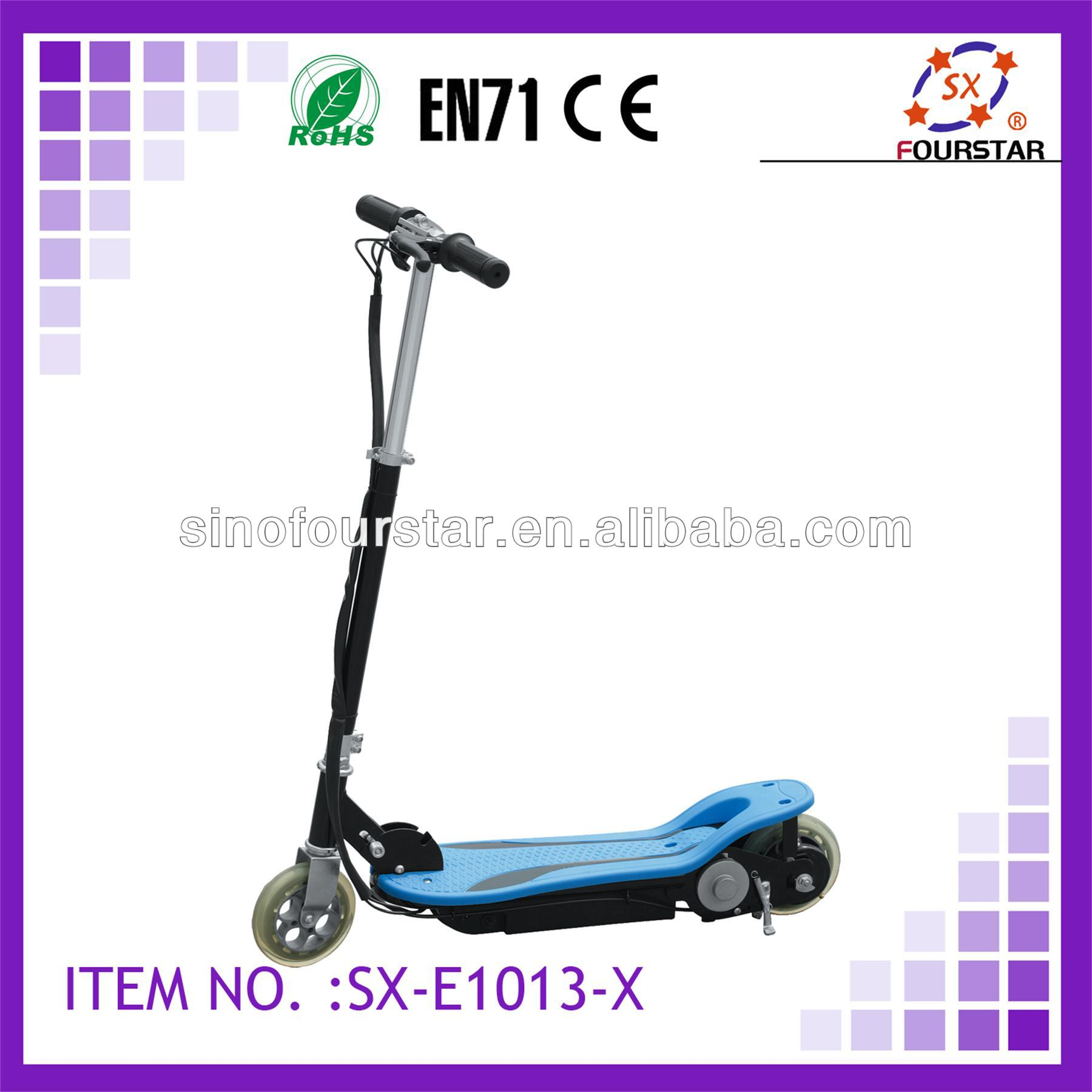2014 New Model Professional 2 wheel Mini Scooter Electrical CE Approved SX-E1013-X
