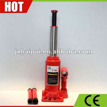 Hot Sell Vehicle Lift 3000KG Hydraulic Bottle Jack
