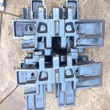 IHI CCH500 track shoe crawler crane parts