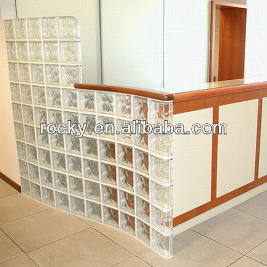 best prices Clear Glass Block / Clear Glass Brick 190X190X80