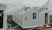 factory direct sale portable low cost prefab house for europe