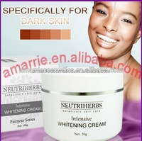 OEM/ODM Supply Type Best Face Whitening Cream Cosmetics Manufacturing Companies