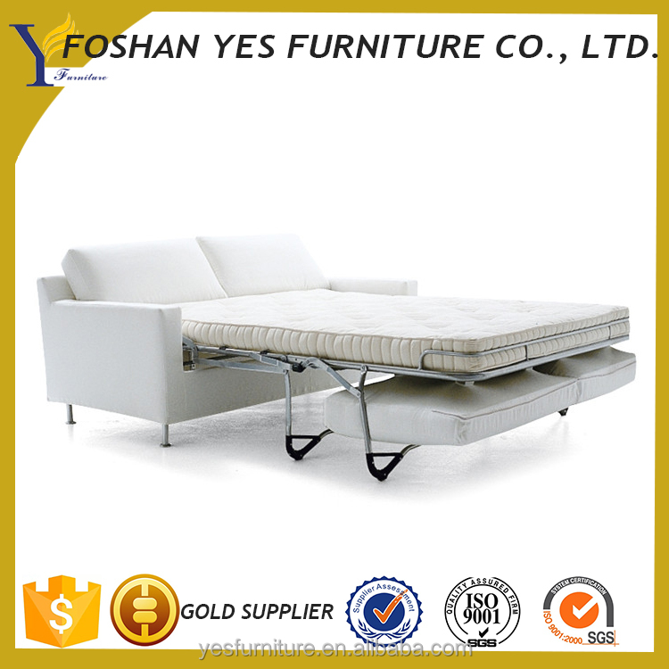 Sb007 3 seaters sofa bed 150 cm width mattress inside for Sofa cama 1 20 cm