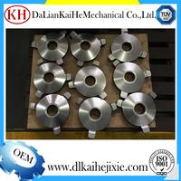 New design cnc machine shop milling stainless steel precision metallic bulk bike parts