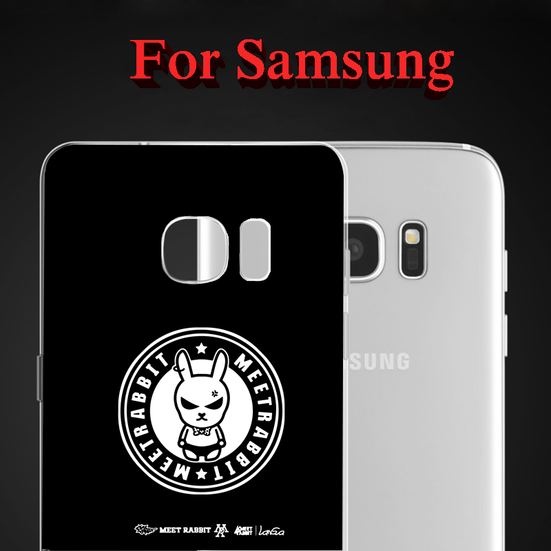Free sample Meter word flag phone case For Samsung Z1 Luxury Ultra Thin Clear Crystal TPU Soft Mobile Phone Case